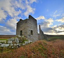 Cornwall: Carn Galver Mine by Rob Parsons