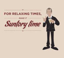 Suntory Time by hasUnow