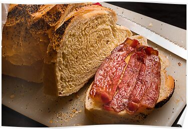 Bacon Buttie by Country  Pursuits