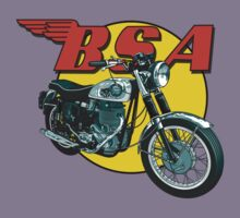 BSA Gold Star by Steve Harvey