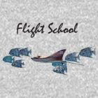 Flight School by lindabeth