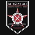 Red Star Ale - Republic Of Everybus by adoom