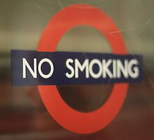 No Smoking by Laura Som