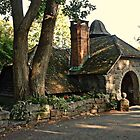Gardener&#x27;s Stone Cottage at Skylands Manor, Ringwood State Park NJ by Jane Neill-Hancock