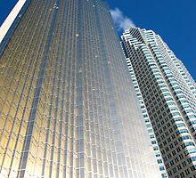 Golden Royal Bank Plaza by MarianBendeth