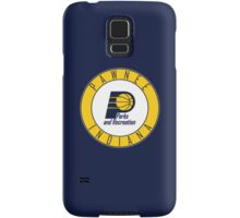 Pawnee, Indiana Parks and Rec Samsung Galaxy Case/Skin