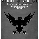 Night's Watch by liquidsouldes