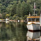 Patonga Creek Trawler by Jason Ruth