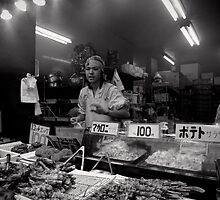 Food to go - Japan by Norman Repacholi