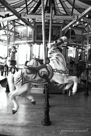 Carousel 60 by Joanne Mariol