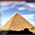 great pyramid of khufu by Naguib2011