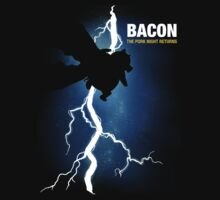Bacon: The Pork Knight Returns by odysseyroc