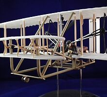 Wright Flyer 1903 (model) by mike  jordan.