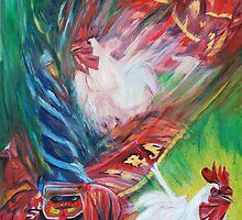 Courir de Mardi Gras  by Sherri  Peterson
