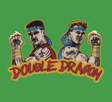 Double Dragon Power by gorillamask