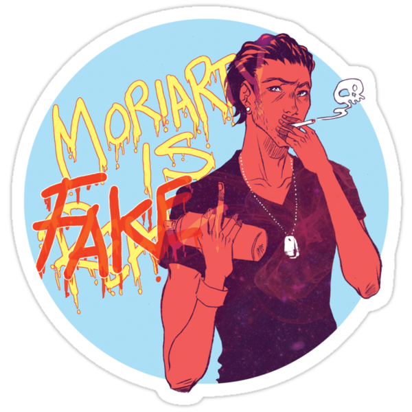 Moriarty was FAKE by ohcararara