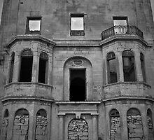 Sans Soucis pt. 2 (an old Bordello building) by mariocassar