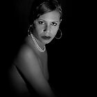 Josephine Baker- A Tribute No. 2 in Series by PeriodPortraits