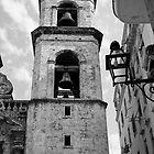 Bell tower, Havana by Maggie Hegarty