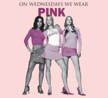 On Wednesdays We Wear PINK by Alex Roll