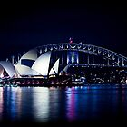 Sydney Harbour Bridge | 2011 by RedDash