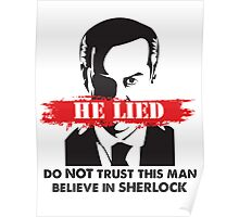 Moriarty Lied Poster