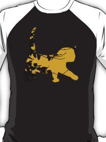 Shadow Creeping Kitten T-Shirt