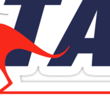 Trans Australia Airlines (TAA) - Livery (1960s) Sticker