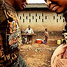 A sewer in Mathare, Kenya by Henny Boogert