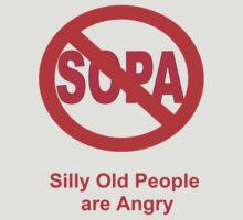 Stop SOPA by tottenham07