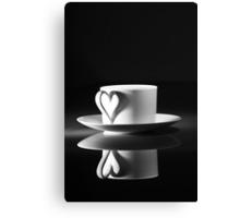 I'd love a cup of tea… Canvas Print