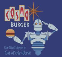 COSMO BURGER! by DREWWISE
