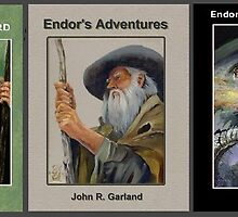 Endor the Wizard Trilogy by JRGarland