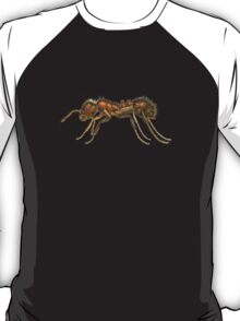 Red Imported Fire Ant (Solenopsis invicta) T-Shirt