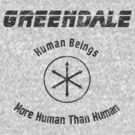 The More Human than Human Beings by Michael Covino