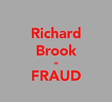 Richard Brook = Fraud by Tangledbylove