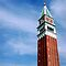 BELL TOWER OF SAN MARCO - &quot;EL PARON DE CAXA&quot; - VENEZIA  - -EUROPA- 3500  AMICI TI HANNO SALUTATO MIKE !!!                                                                                               by Guendalyn