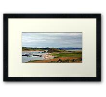 Inishowen Landscape Framed Print