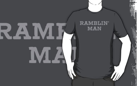 Ramblin' Man by thespookyfog