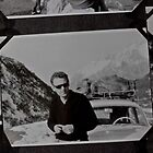 ? ? ? ?  My Father ? ? ? ?  . San Bernardino Pass . a.d. 1963 .  High mountain pass in the Swiss Alps. by Brown Sugar. Views (154) favorited by (3) thank you . by © Andrzej Goszcz,M.D. Ph.D