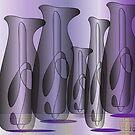Vases 2 by IrisGelbart