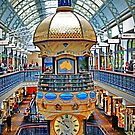 The Great Australian Clock at QVB - HDR by TonyCrehan