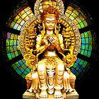 Maitreya Mandala V by AnimiDawn