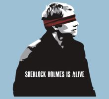 SHERLOCK HOLMES IS ALIVE by thanksforthetea