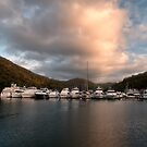 Bobbin Head Marina by Jason Ruth