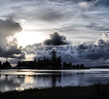 Belmont South Bay NSW Australia by Bev Woodman