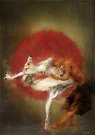 fox ballet by badmiaou