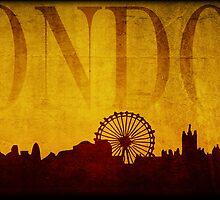 London by RickyBarnard