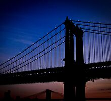 Bridges of Brooklyn by FoxFotos