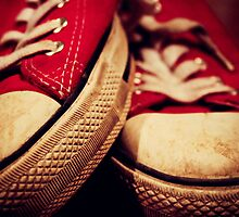My Red Sneakers 2  by LoveSMP